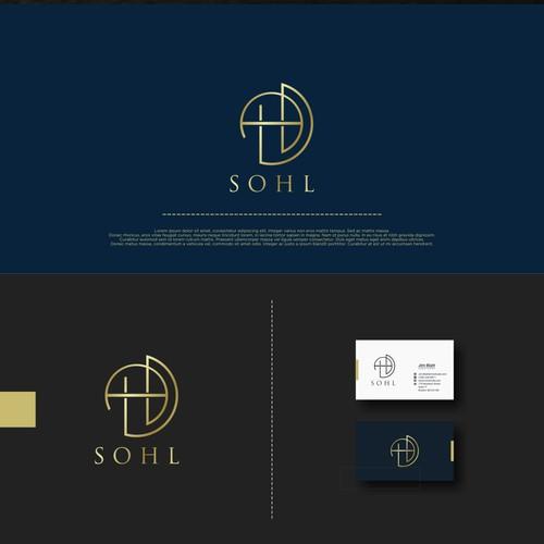 Luxury Monoline Logo