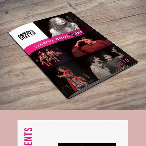 Chippen St Theatre Season Brochure