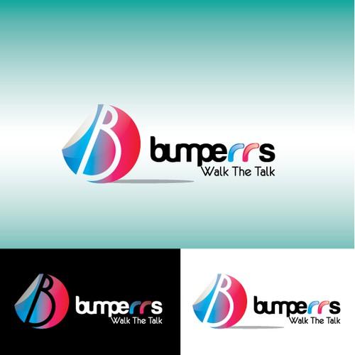Logo for sticker company