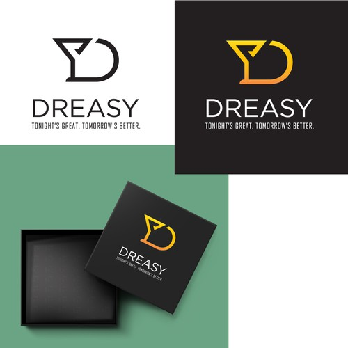 Minimalist High-End logo for Dreasy