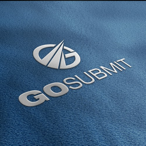 Create Eye popping, clean logo for GoSubmit, a technology company