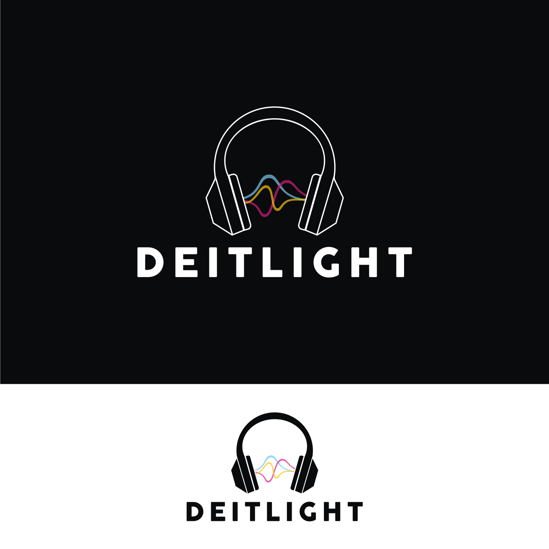 Deitlight DJ needs a marketable logo