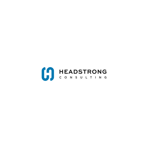 Logo Concept for HEADSTRONG Consulting