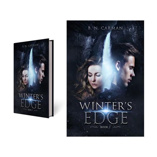 Book Cover - Winter's Edge