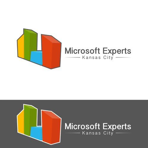 Microsoft Inspired logo