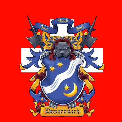 For family crest contest