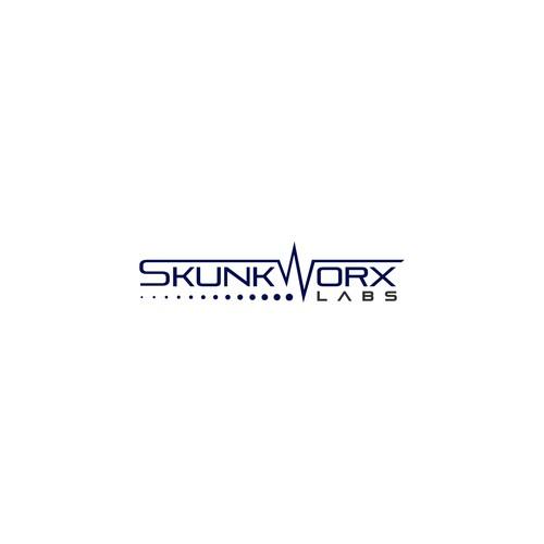 Skunkworx Labs Logo Design