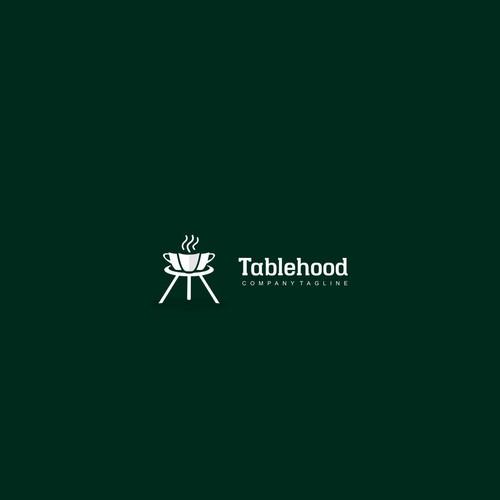 Logo for Table hood
