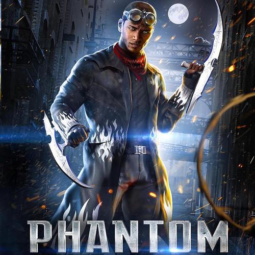 Phantom Pains Book Cover Design