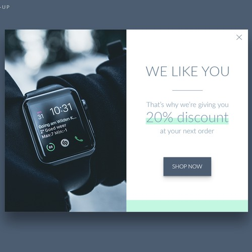 Daily UI challenge - part 2