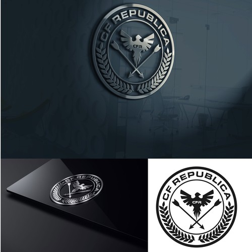 Crossfit gym needs a refined logo that projects strength