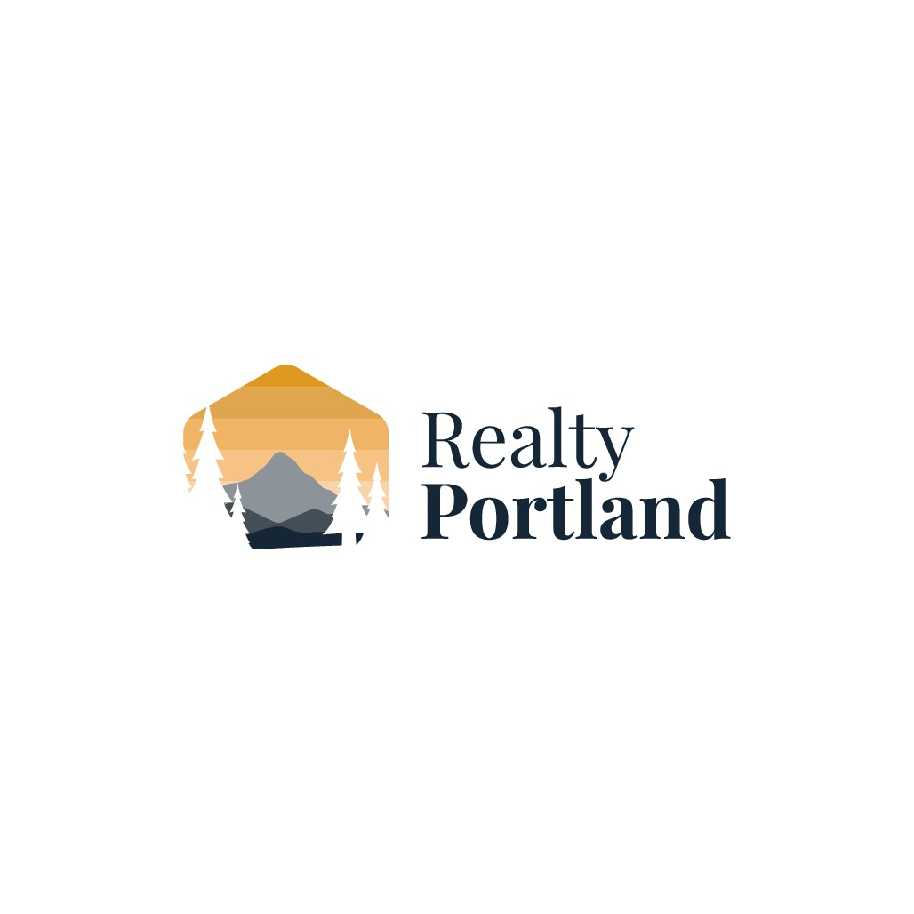 Design a warm, friendly, approachable and trendy brand for Realty Portland