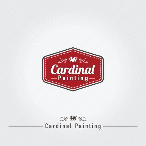Emblem logo for Cardinal Painting
