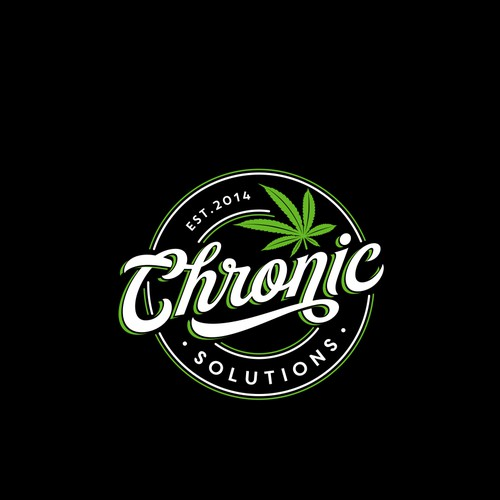 Chronic Solutions, retail marijuana design.
