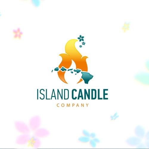 Create Iconic Logo for Island Candle