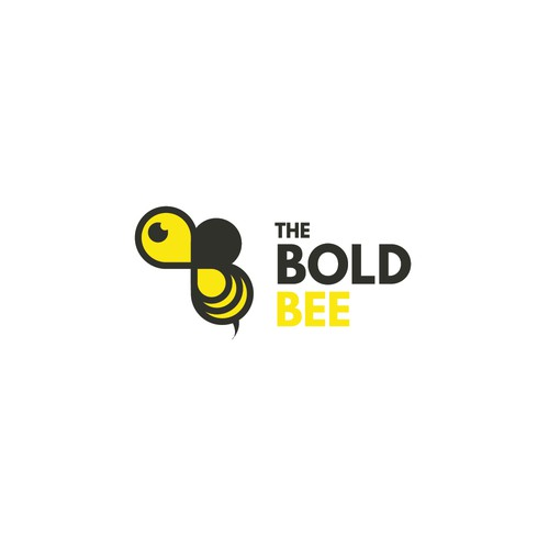 bold bee logo