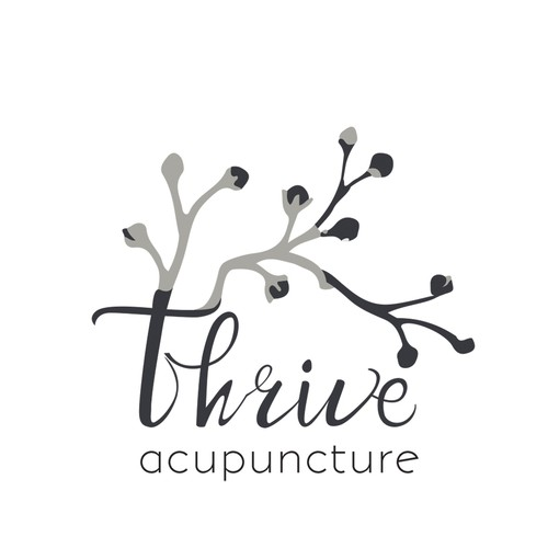 Logo for acupuncture