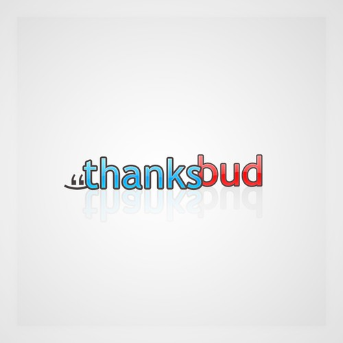 LOGO (Web 2.0) for ThanksBud: an Online Marketplace for Services