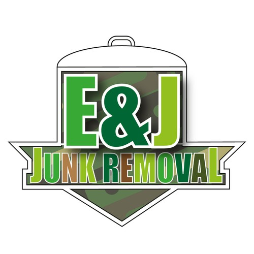 Reverse of Junk Logo