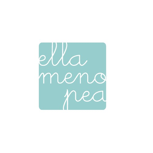 Logo for Ella Meno Pea: looking for chic and modern!