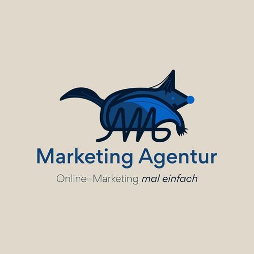Logo for Marketing Agentur