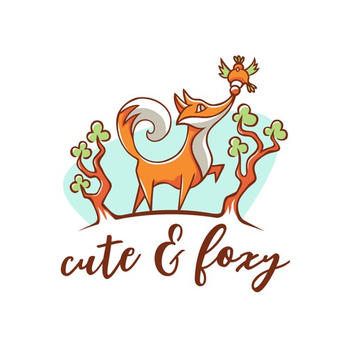 Cute & foxy