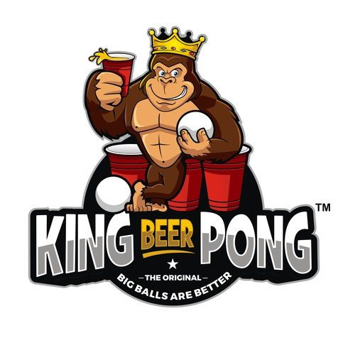 King Beer Pong logo