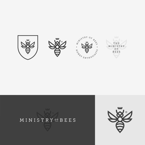 Ministry of Bees Concept.