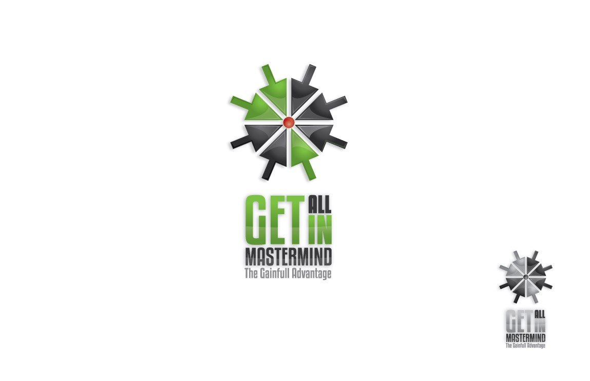 New logo wanted for Get All In Mastermind