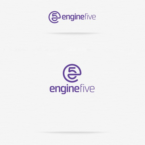Engine Five logo design