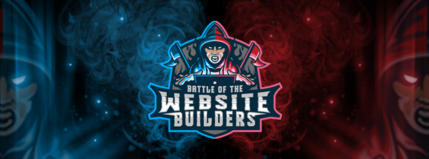 Battle of the Website Builder - Facebook