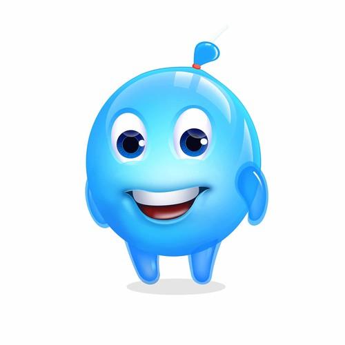 A Baloon Character