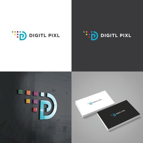 Photograpy and webdesign logo