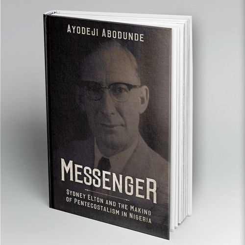 Messenger - Book cover design