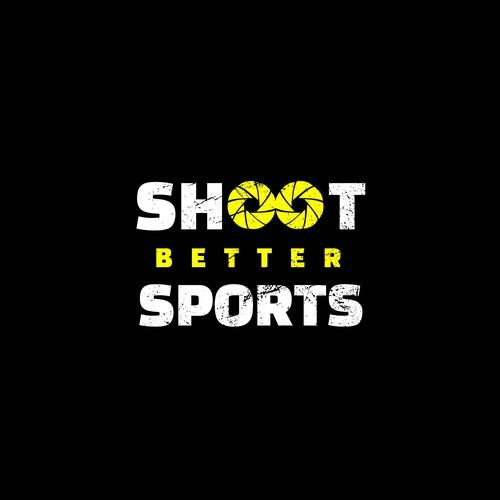 Shoot better sports logo