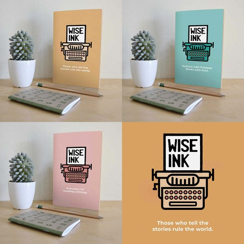 Notebooks for Wise Ink