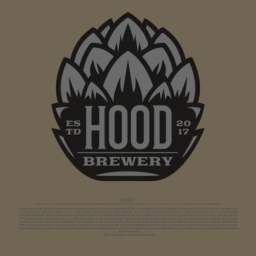 Beer brewery logo