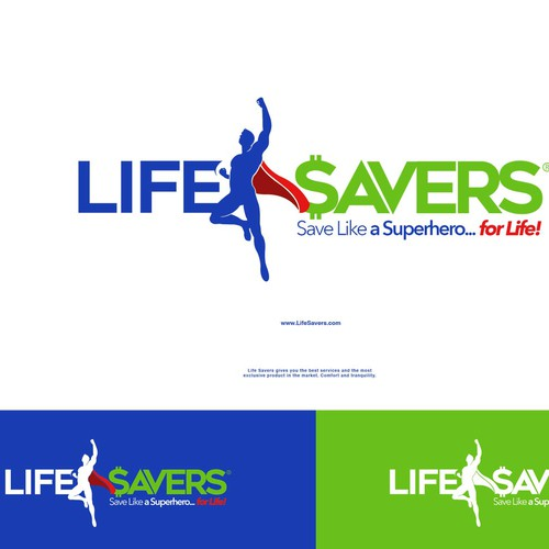 Logo Life Savers