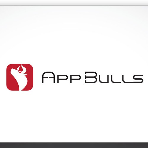 Logo for mobile app development company