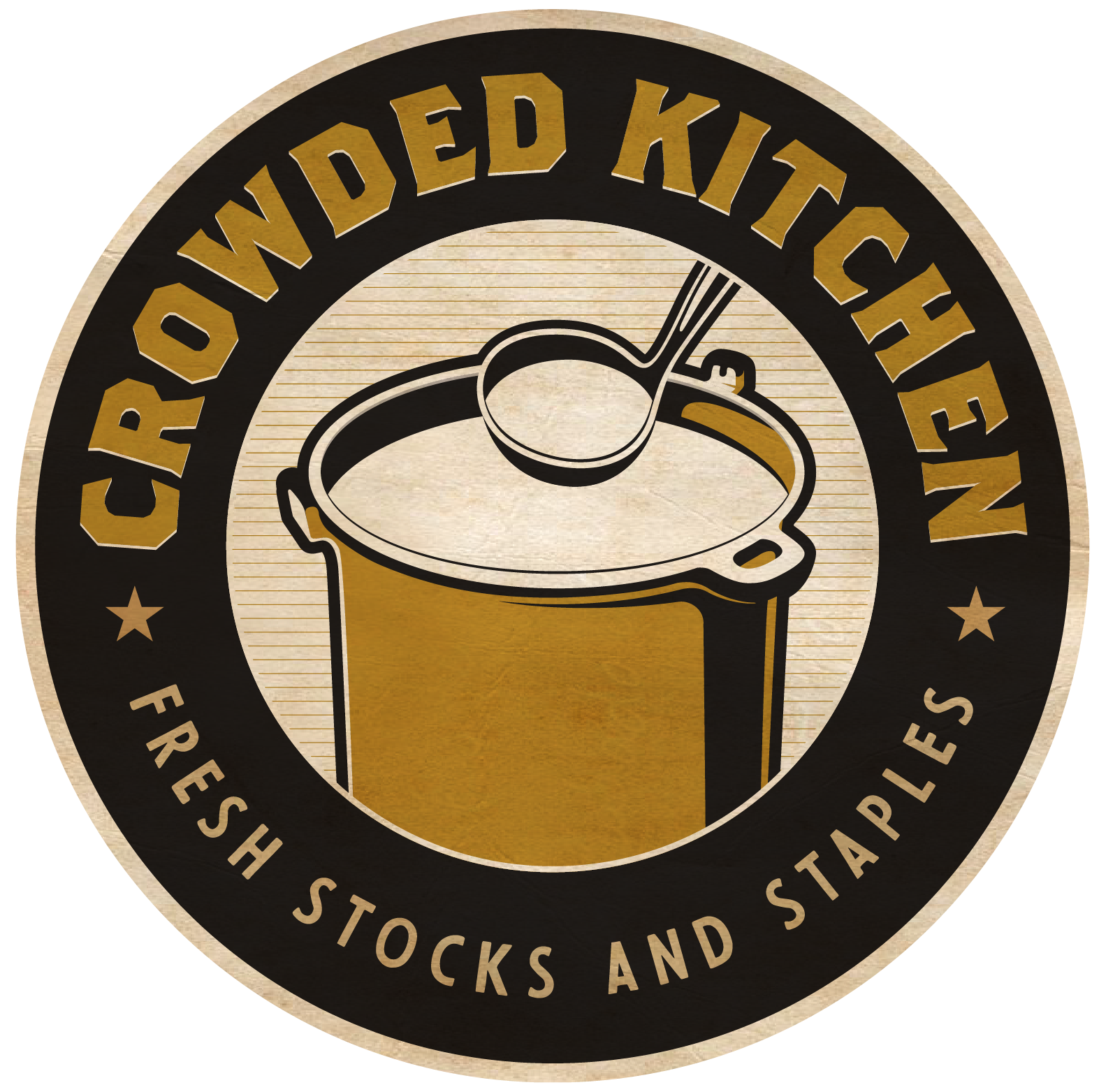 Crowded Kitchen needs a logo