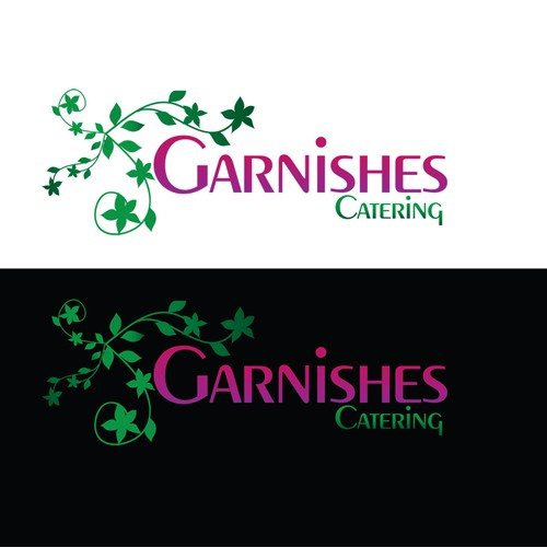 Gourmet Catering Business Logo Project