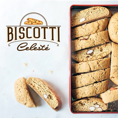 Logo for Biscotti Celeste