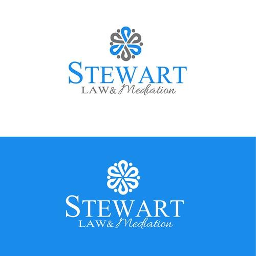 Logo for a Law&Mediation Company