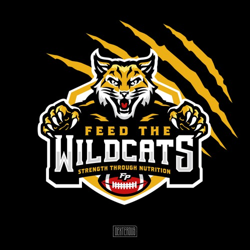 Logo for Feed the WILDCATS