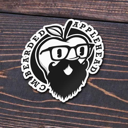 Logo concept for AppleCider