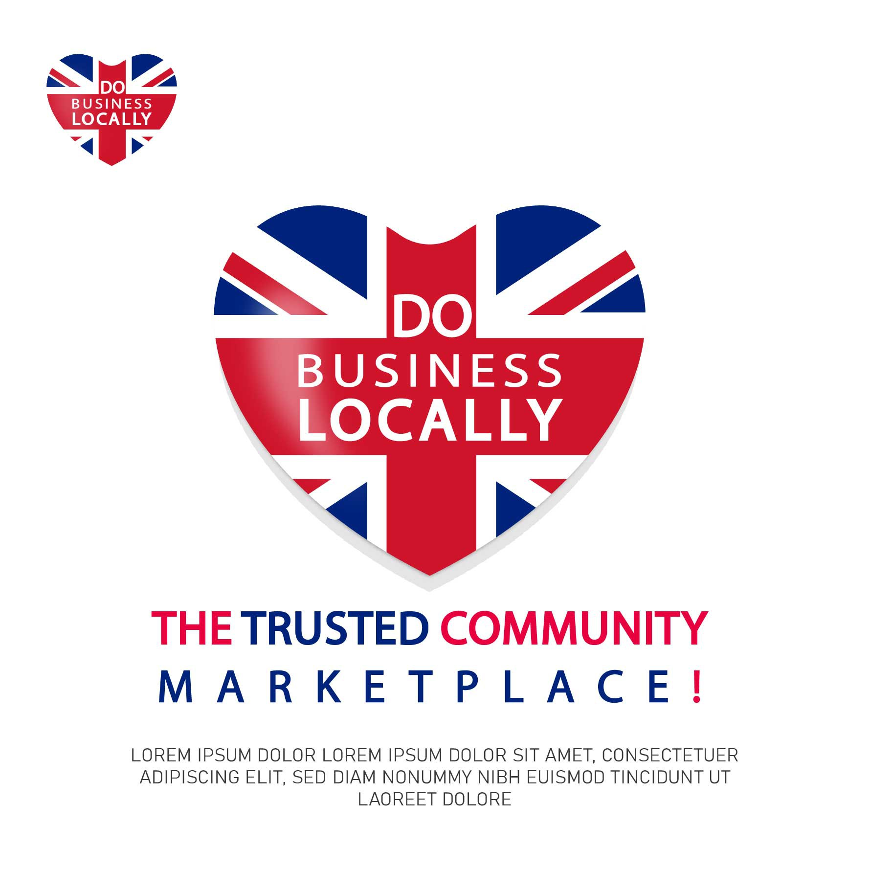 Now is the time to promote & do businesses locally, let's help the local community to recover!