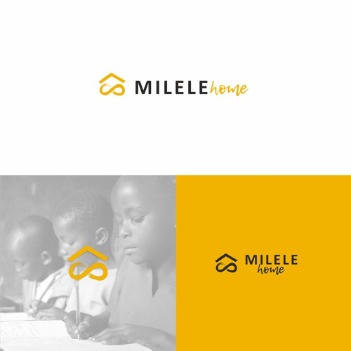 Simple logo design for non-profit organization.