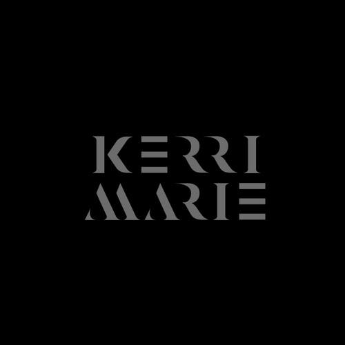 Logo concept foe Kerri marie