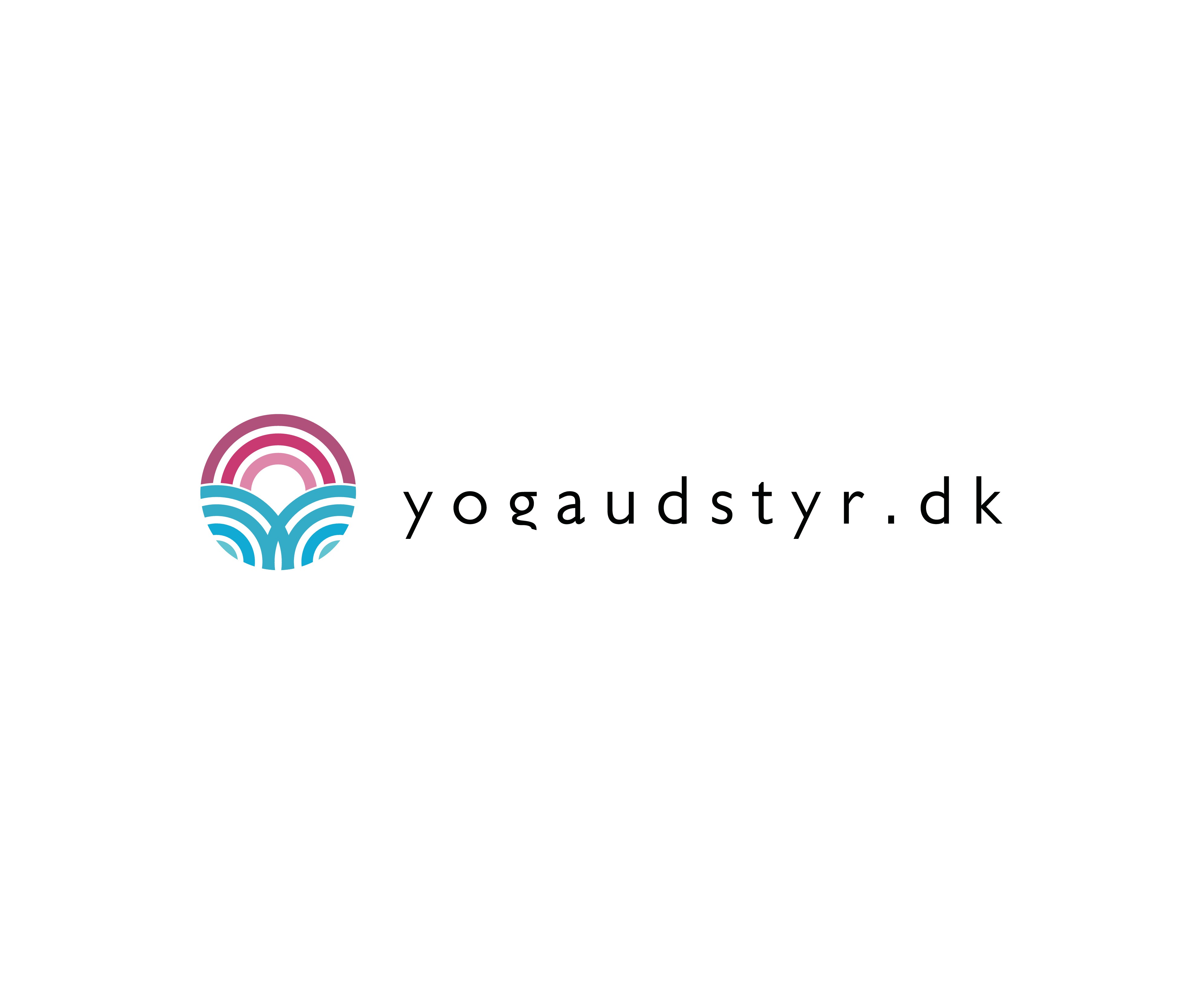 Create a timeless, inspiring and fashionable logo for Yogaudstyr.dk