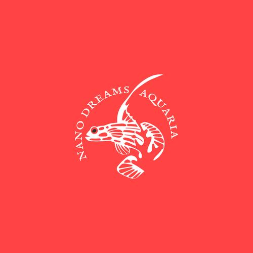 Logo for Nano Dreams Aquaria